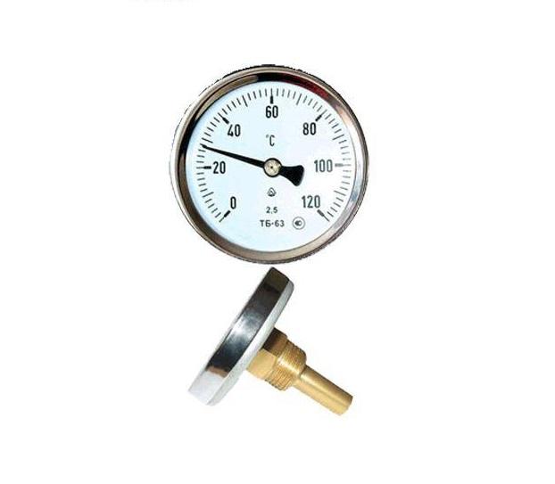 Термометри біметалічні ТБ стандартне використання