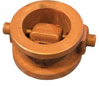 Клапан зворотний чавунний 19ч21бр