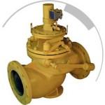 Предохранительные запорные клапаны с электромагнитным исполнительным механизмом ПКН э (ПКВ э) купить