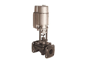 Клапан запорный с электромагнитным приводом  СВВ 15кч892п,р