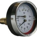 Термоманометри осьові МТ-80-ТМ-О купить