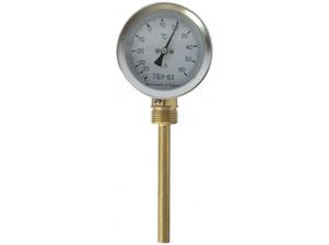 Термометри біметалічні показують ТБК-63