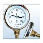 Термометры биметаллические ТБ стандартное использование купить