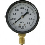Манометры, вакуумметры, мановакуумметры показывающие МТ-2У купить