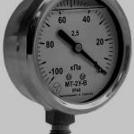 Манометры, вакуумметры, мановакуумметры  виброустойчивые МТ-2У купить
