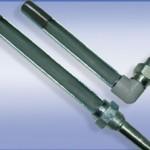 Оправа для стеклянного термометра защитная металлическая купить