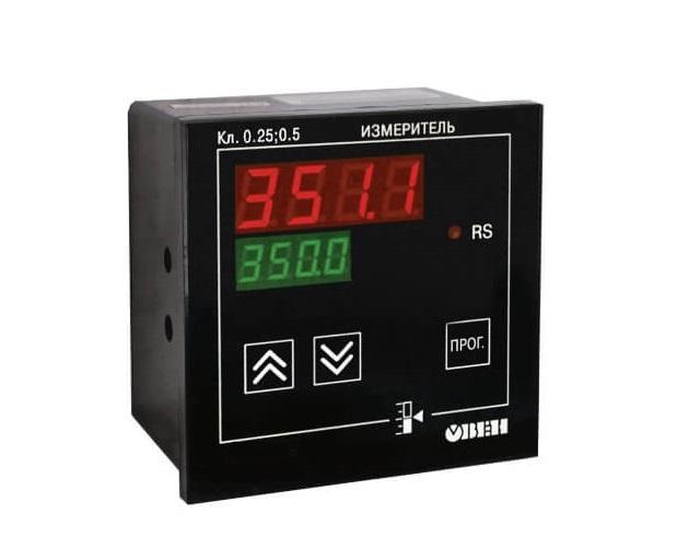 Измерители-регуляторы одноканальные ТРМ201 ОВЕН с интерфейсом RS-485