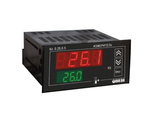 Измерители-регуляторы двухканальные ТРМ202 ОВЕН с интерфейсом RS-485