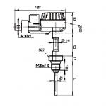Термопреобразователи с унифицированным выходным сигналом ТСПУ-, ТСМУ-, ТХАУ-0288;ТСПУ-, ТСМУ-, ТХАУ-0388