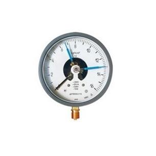 Манометри, вакуумметри, мановакуумметри сигналізують ДМ2005Сг, ДВ2005Сг, ДА2005Сг, ЕКМ-1У, ЕКМ-2У, ЕКВ, ЕКМВ