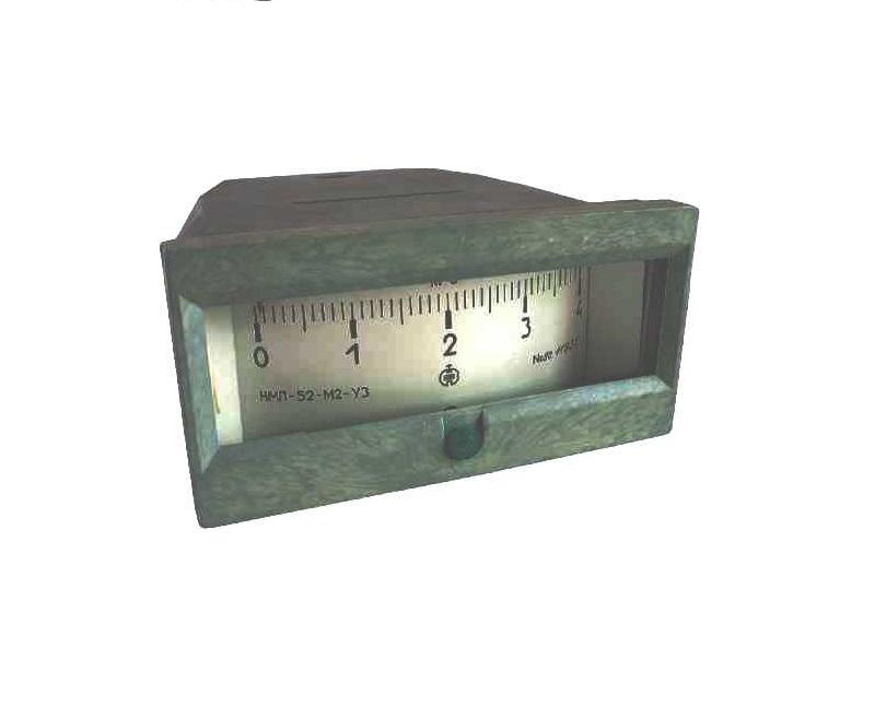 Напоромери, тягоміри, тягонапороміри мембранні показують НМП-52-М2, ТмМП-52-М2, ТНМП-52-М2