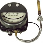 Термометр манометрический, конденсационный, показывающий сигнализирующий ТКП-160Сг-М3 купить