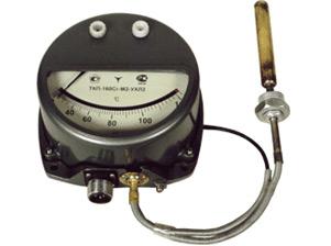 Термометр манометричний, конденсаційний, що показує та сигналізує ТКП-160Сг-М3