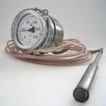 Термометр манометрический, конденсационный, показывающий, электроконтактный ТКП-100Эк купить