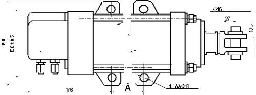 Механизмы исполнительные пневматические МИП