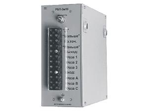 Пускатель реверсивный бесконтактный  РБП-3м10