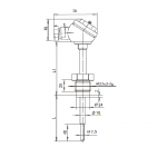 Термоперетворювачі опору ТСП-8040Р, ТСМ-8040Р купить