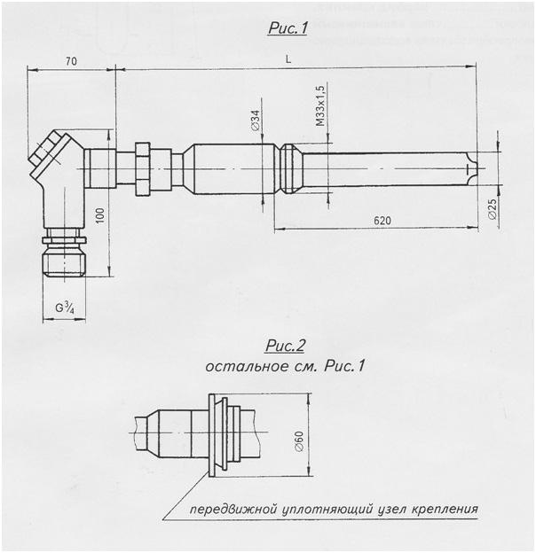 Преобразователь термоэлектрический ТПР0573