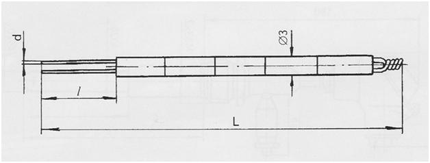 Преобразователи термоэлектрические ТПП1888, ТПР1888