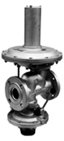 Регулятор давления газа комбинированный РДК-50Н
