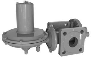 Регулятор тиску газу універсальний РДУ-32