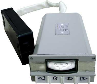 Блок ручного управления, аналогового и релейного регулятора