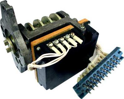 Блок сигнализации положения токовый