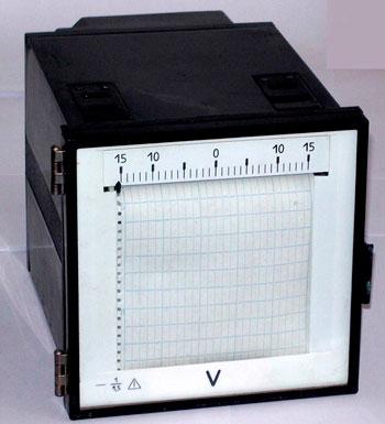 Реєструють вимірювальні прилади