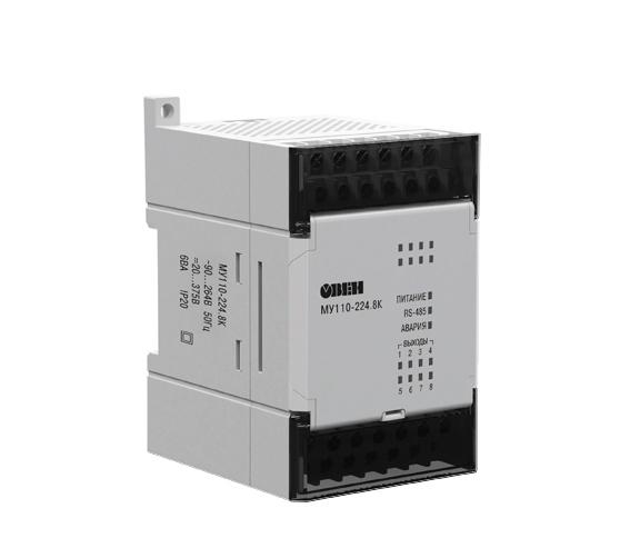 МВ110-2АС. Модуль швидкісного введення аналогових сигналів