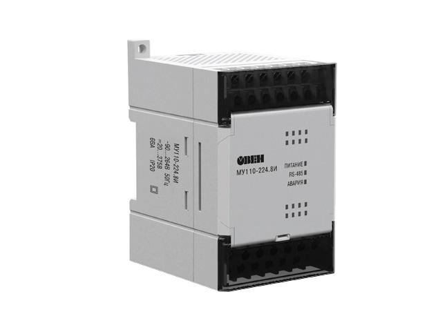 МВ110-2А. Модуль введення аналогових сигналів