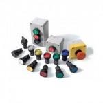 Кнопки переключатели и светосигнальная арматура