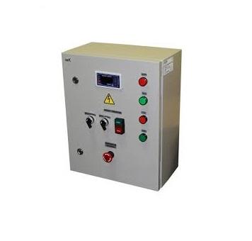 Шкафы управления твердотопливными котлами и парогенераторами