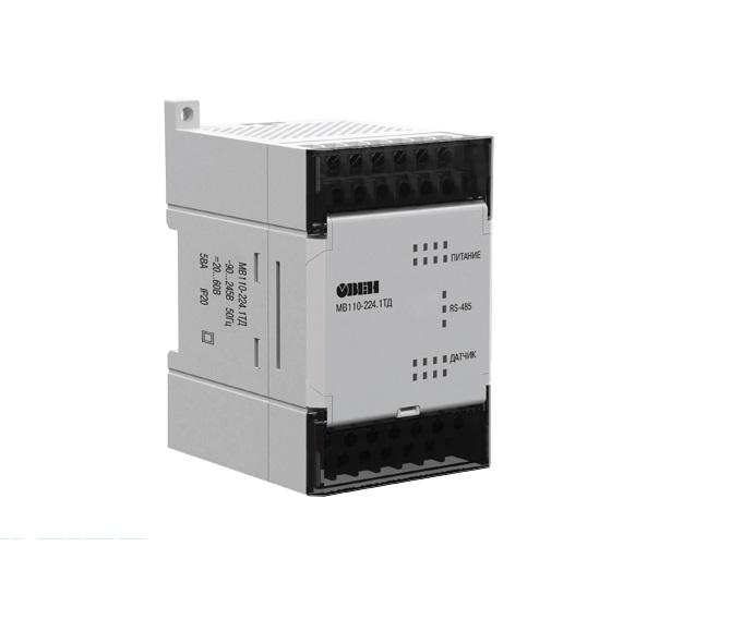 МК110-4ДН.4Р. Модуль вводу-виводу дискретних сигналів