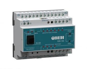 ПЛК150. Программируемый логический контроллер
