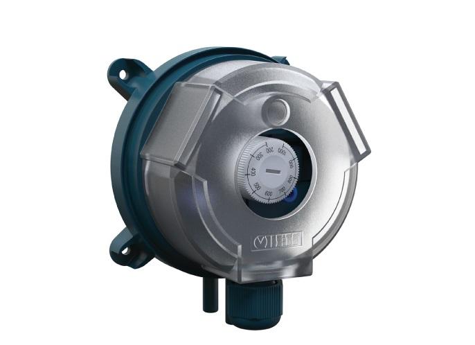 РД30-ДД. Механічне реле тиску для систем вентиляції та кондиціонування