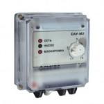 САУ-М2. Прибор для автоматического регулирования уровня жидкостей (для управления погружным насосом)