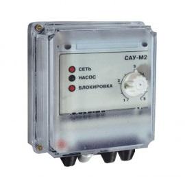 САУ-М2. Прилад для автоматичного регулювання рівня рідин (для управління занурювальним насосом)