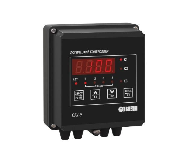 САУ-У. Контроллер для управления насосом