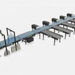 Автоматизация ленточных и конвейерных линий