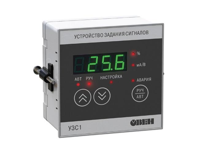 УЗС1. Цифровий задатчик аналогових сигналів струму і напруги