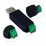 Бюджетний перетворювач інтерфейсів USB-485 CH340 купить