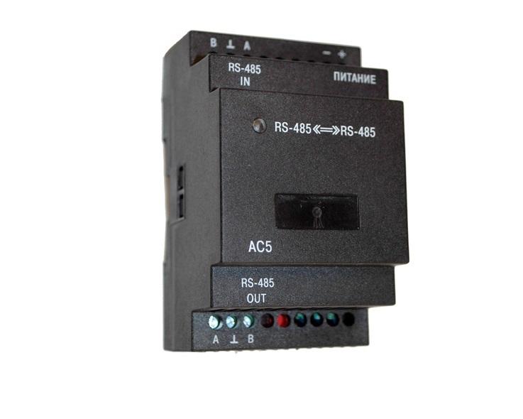 АС5. Повторитель интерфейса RS-485