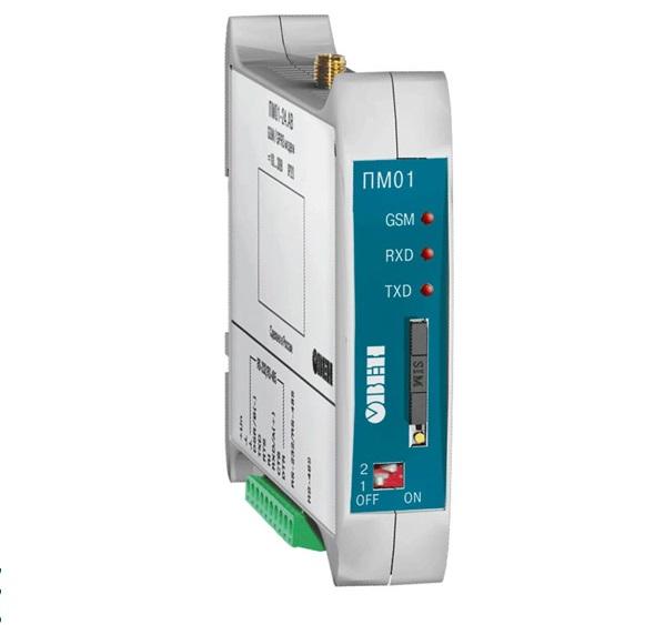 ПМ01. GSM/GPRS модем