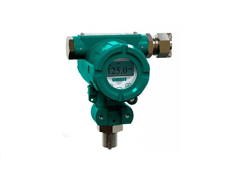 ПД100И-115/125/175/185. Датчик давления для сложных условий с ЖК-индикацией, перенастройкой диапазона и «нуля»