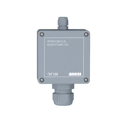 ПКГ100-NH3. Промышленный датчик (преобразователь) концентрации аммиака в воздухе