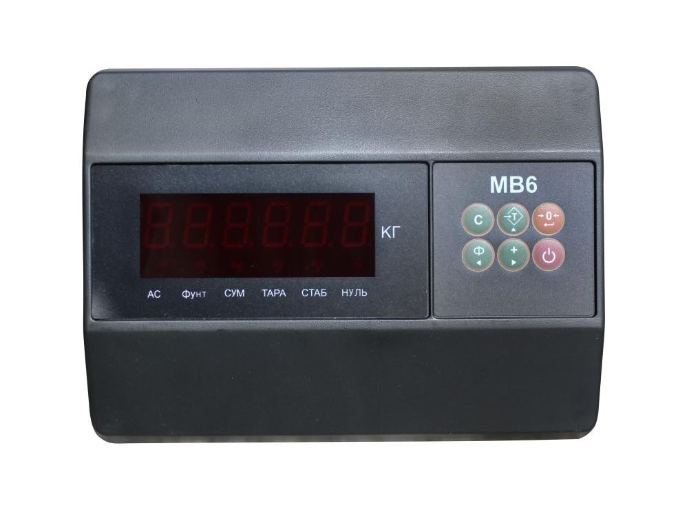 Цифровой индикатор MB6