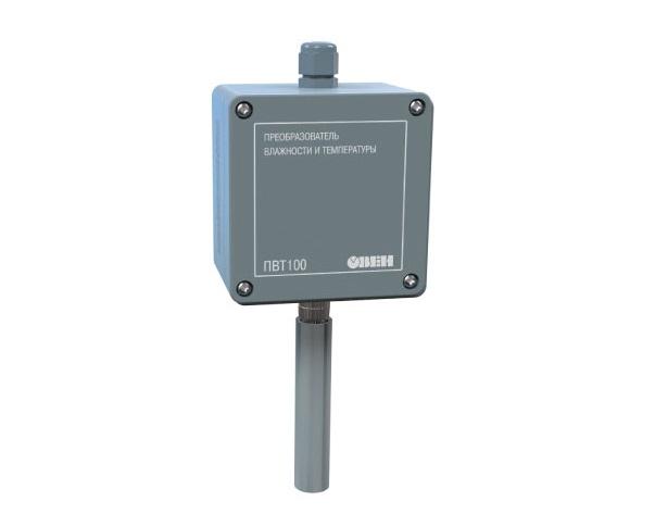 ПВТ100. Промышленный датчик влажности и температуры воздуха