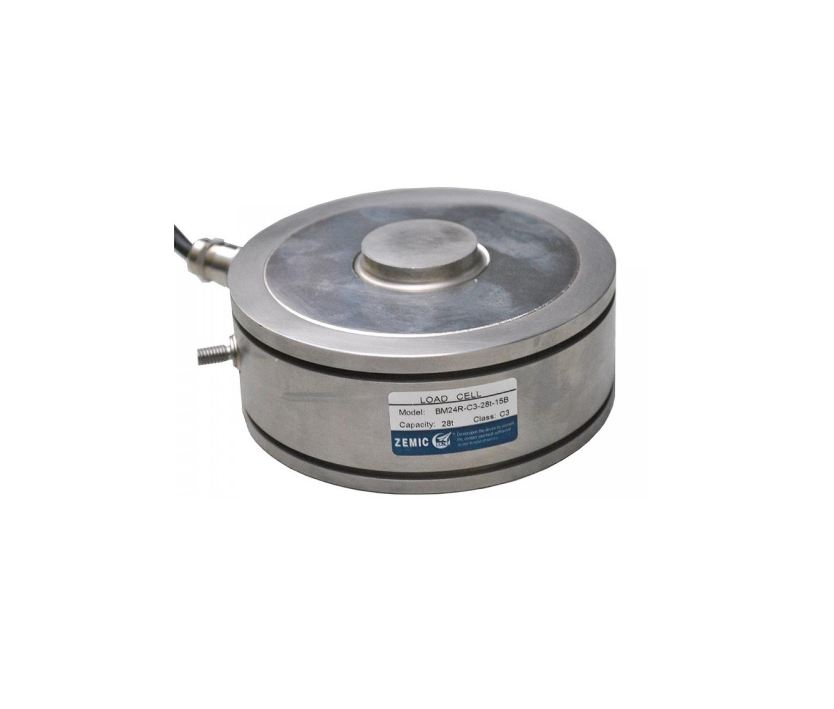 Тензометрический датчик мембранного типа ВМ24R (шайба)