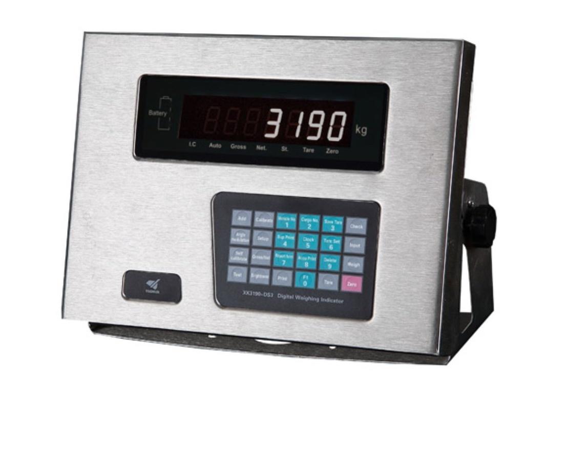 Индикатор веса DS3SS