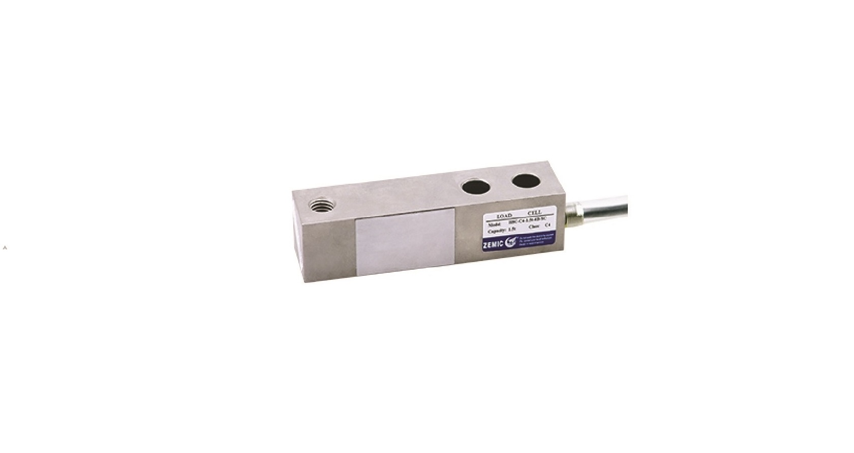 Тензометрический датчик балочного типа H8C